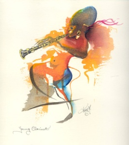 Young Clarinet by Tony Macelli (http://www.ndoylefineart.com/macelli1.html)