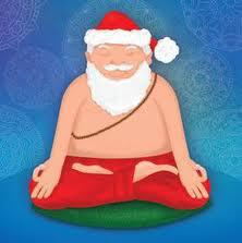 Meditating Santa from tonykuhn.com